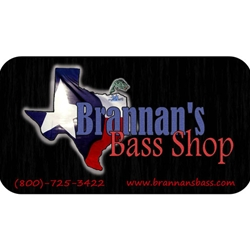 Brannan's Bass Shop Gift Card