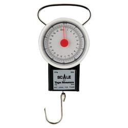 Berkley 50lb Scale w/Tape