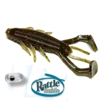 "Gene Larew 4.25"" Rattlin' Crawler"