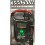 Accu Cull 55lb Digital Scale