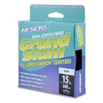 Hi-Seas Grand Slam Fluorocarbon Coated 300yds