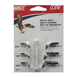 Eagle Claw Heavy Duty & Standard Rod Tip Repair Kit