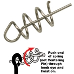 Owner Centering Pin Spring 8ct.