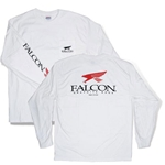 Falcon Long Sleeve Logo T