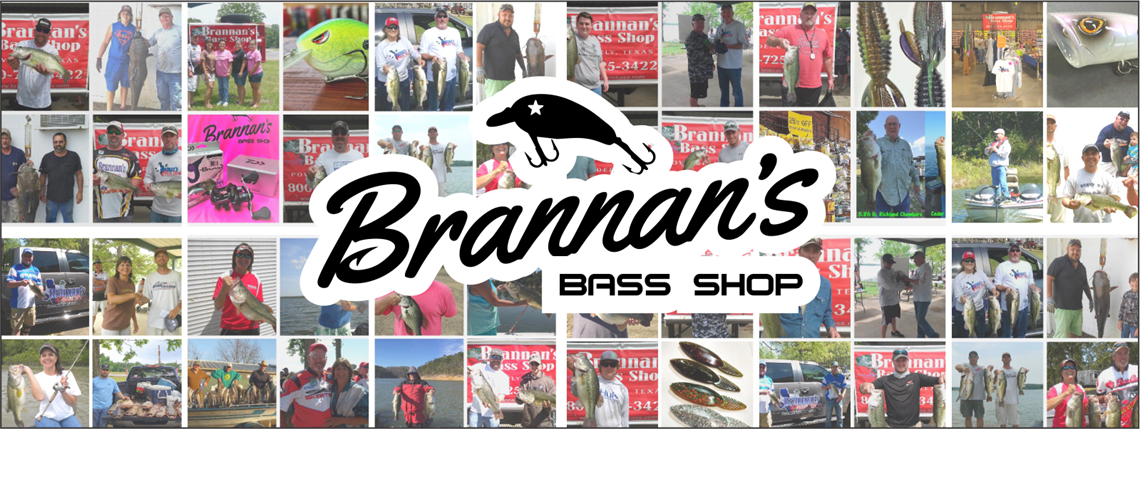 Brannan's Bass – Fishing Gear, Rods, Lures, and Supplies