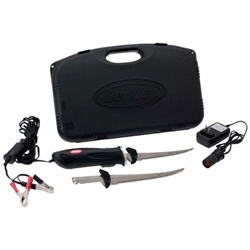 Berkley Deluxe Electric Fillet Knife Combo