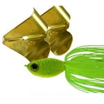 Chartreuse/Gold Blade