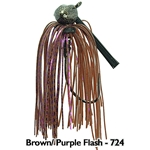 Brown/Purple Flash