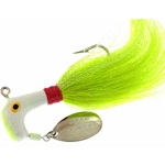 Chartreuse-White/Red/Chartreuse