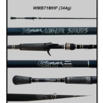 "Gen 2 XAS 7'1"" Medium Heavy Fast Casting Rod (Winn)"