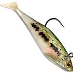 "Storm 3"" Wildeye Swim Shad 3ct"