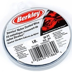 Berkley  60lb Steelon Nylon Coated Wire