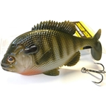 "Smash-Tech 5.5"" Bluegill Line-Thru Swimbait"
