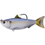Live Target Threadfin Shad Swimbait