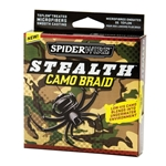 Berkley SpiderWire Stealth Camo Braid 125yds