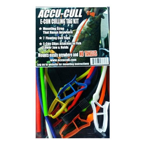 Accu Cull E Con Culling Tag Kit