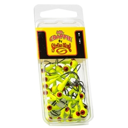 Strike King Mr. Crappie Jig Heads 25ct