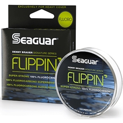 Seaguar Flippin' Fluorocarbon 100yds
